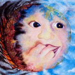 1022 ANIA SWOBODA Artist ITALY 180x200