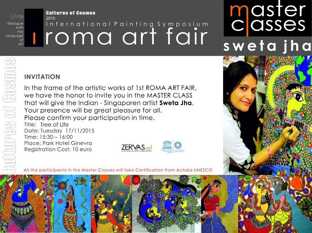 Sweta jha florence art fair your message stopboris Images