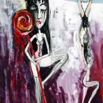 IVANA TODOROVIC Artist SERBIA 100cmx70cm